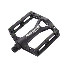 Reverse Black One Pedal schwarz/dunkelgrün